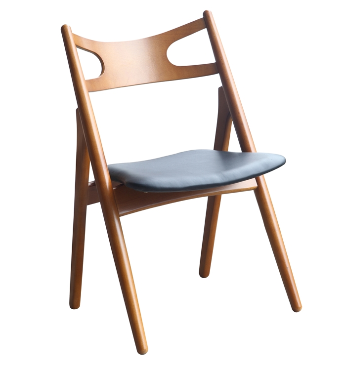 Venetian Wood Folding Chair 3
