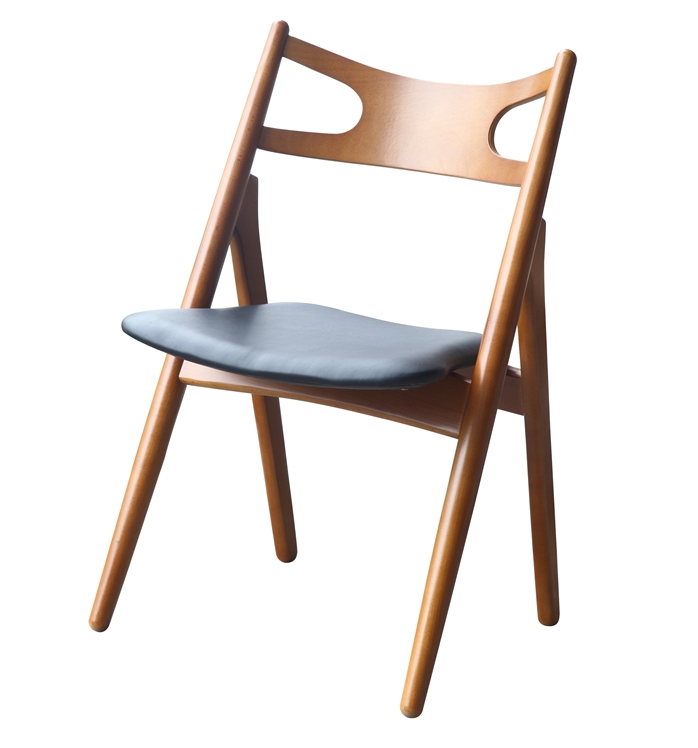Venetian Wood Folding Chair 4