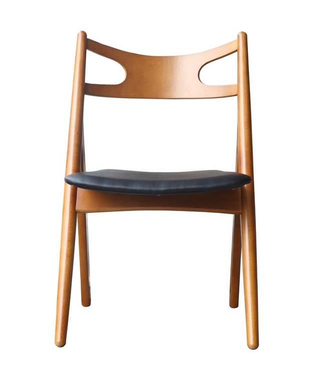 Venetian Wood Folding Chair