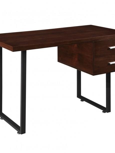 Walnut Cubist Desk 461x614
