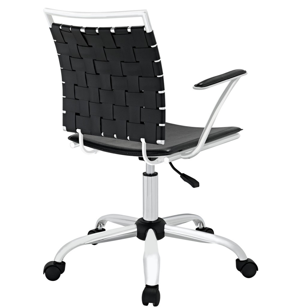 Black Area Office Chair 2