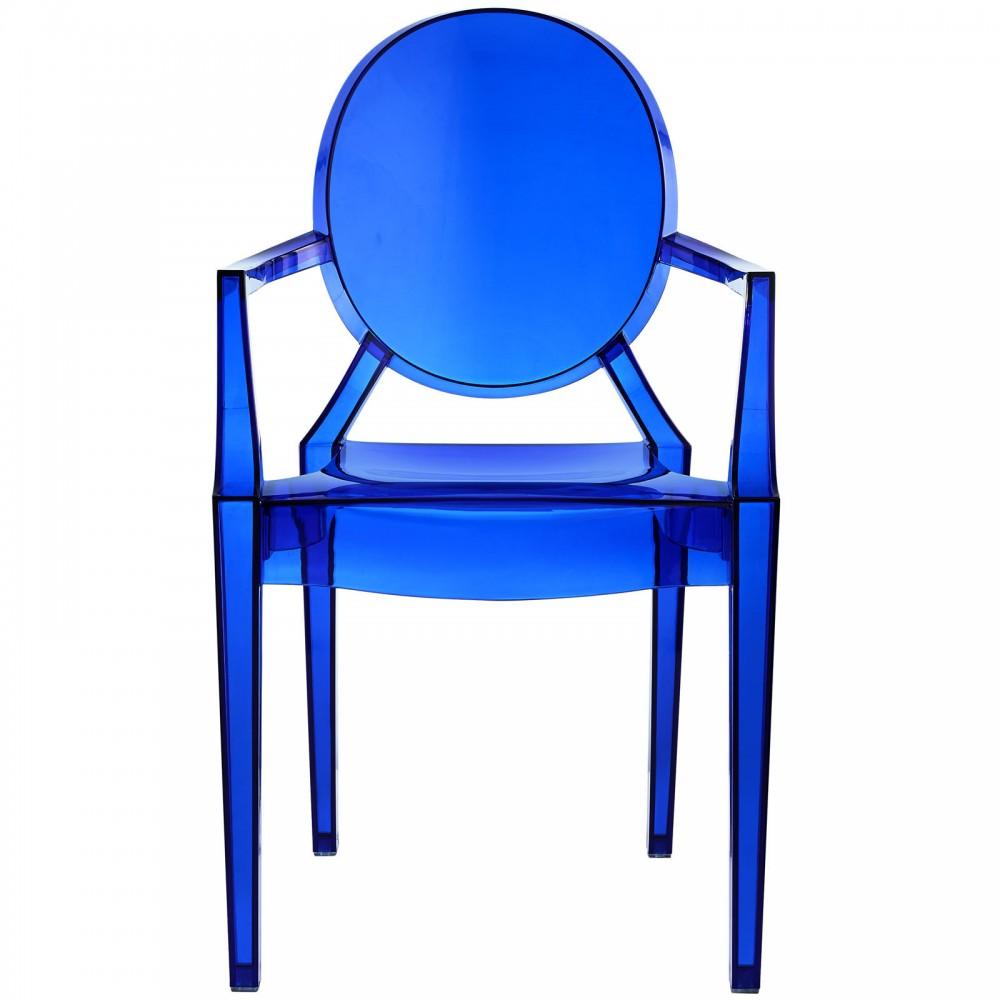 Blue Transparent Throne Chair 2 1000x1000
