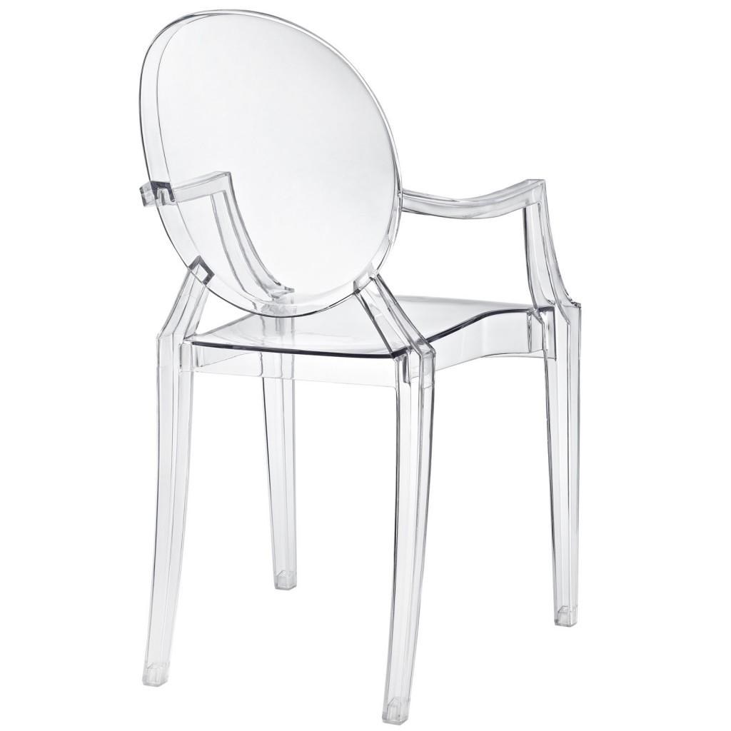 Clear Throne Chair 2