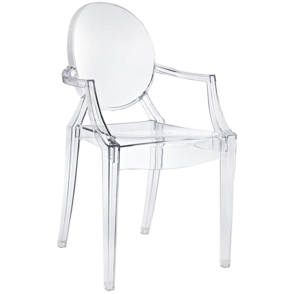 Clear Throne Chair2