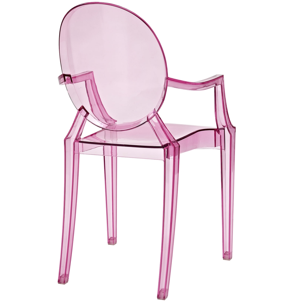 Pink Throne Chair 3