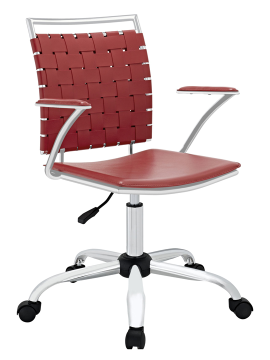 Red Area Office Chair
