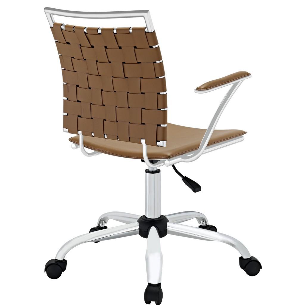 Tan Area Office Chair 3