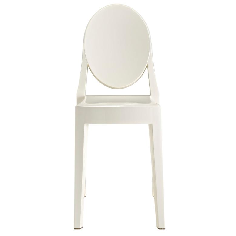White Throne Side Chair1