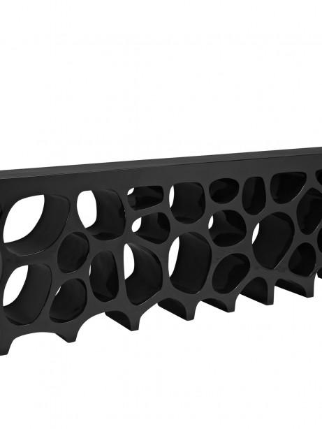 Black Hive Console Table 461x614