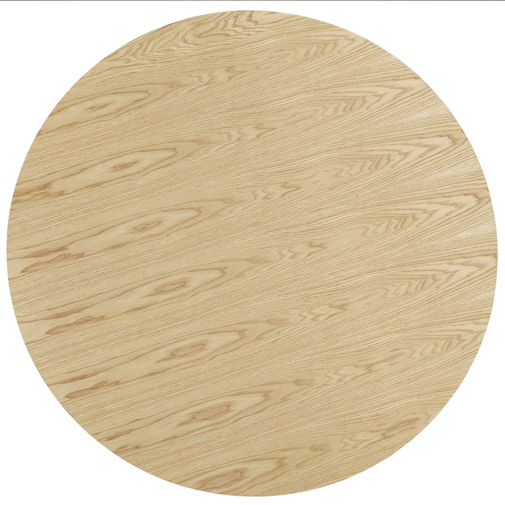 Grove Natural Wood Round Dining Table 3