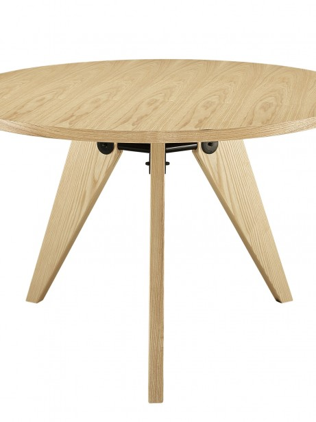 Grove Natural Wood Round Dining Table 461x614