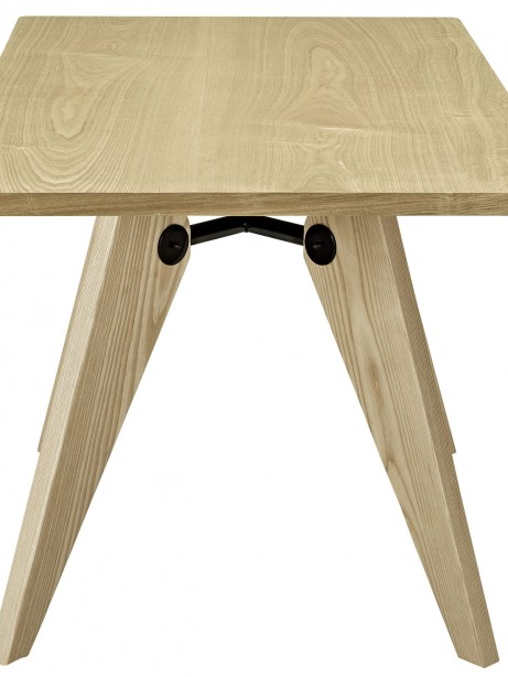 Grove Natural Wood Square Dining Table 3 461x614