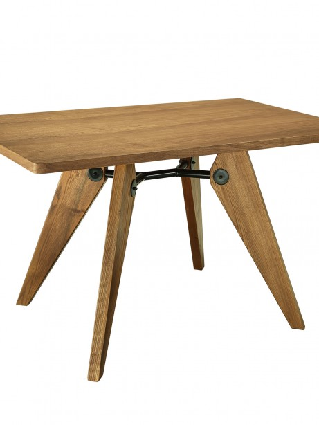 Grove Walnut Wood Square Dining Table 2 461x614