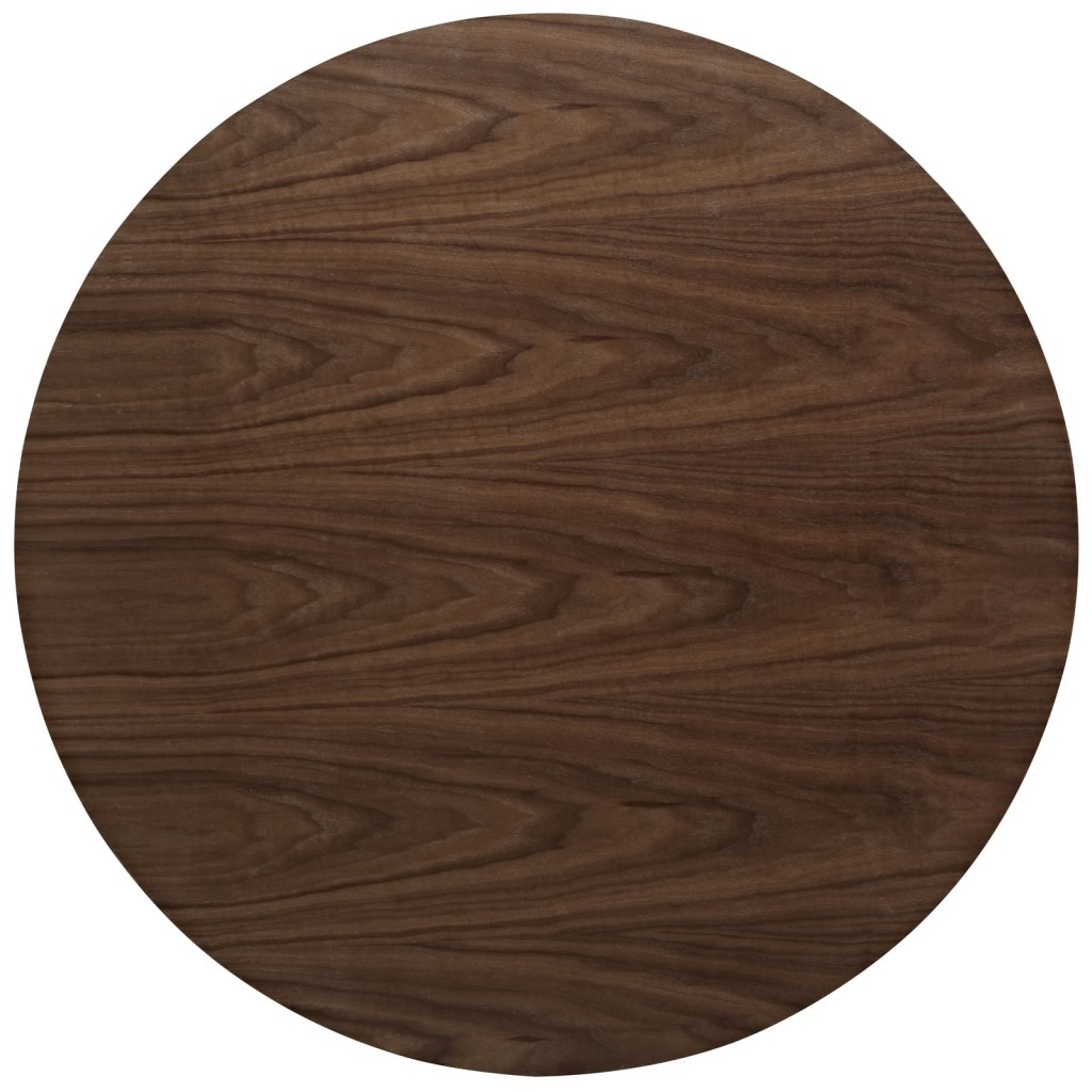 Mezza Walnut Wood Dining Table 2