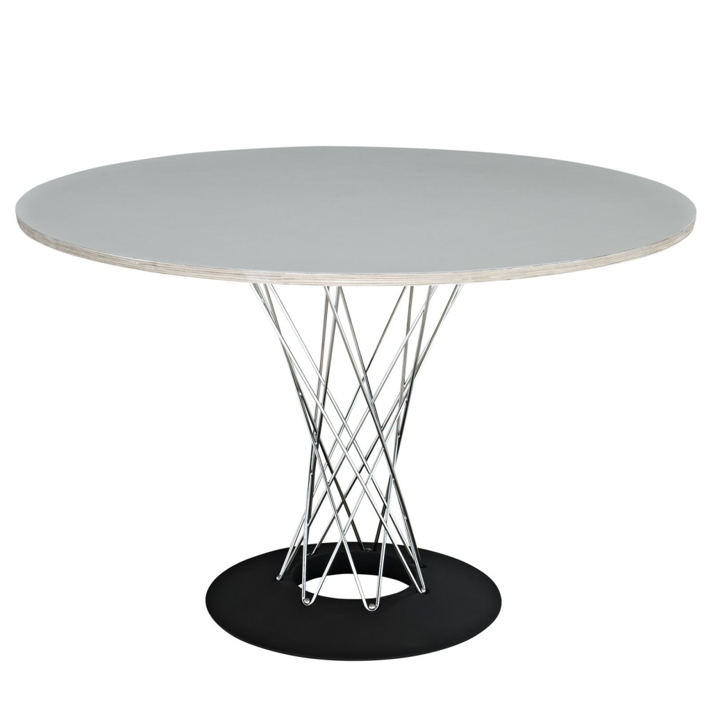 Mezza White Dining Table