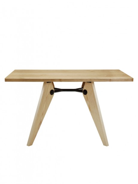Natural Grove Wood Square DIning Table 461x614