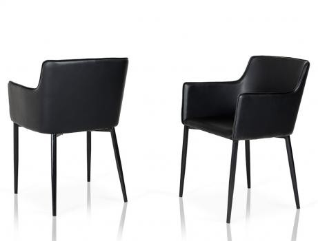 Prime Black Leather Chair 3 461x350