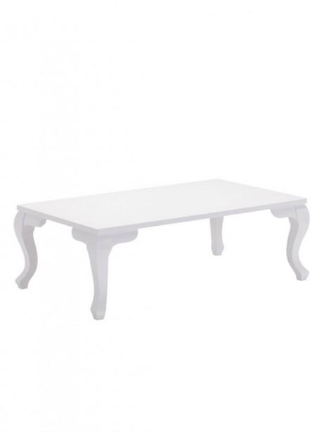 White Essence Rectangular Coffee Table 461x614