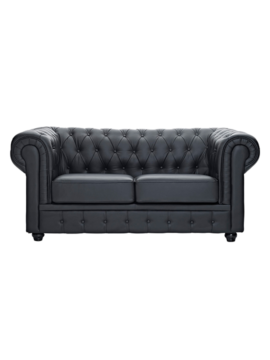 Black Grand Loveseat1
