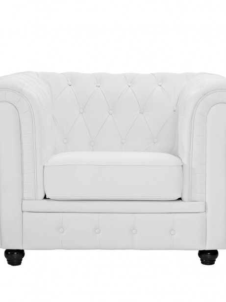 Grand Armchair White 461x614