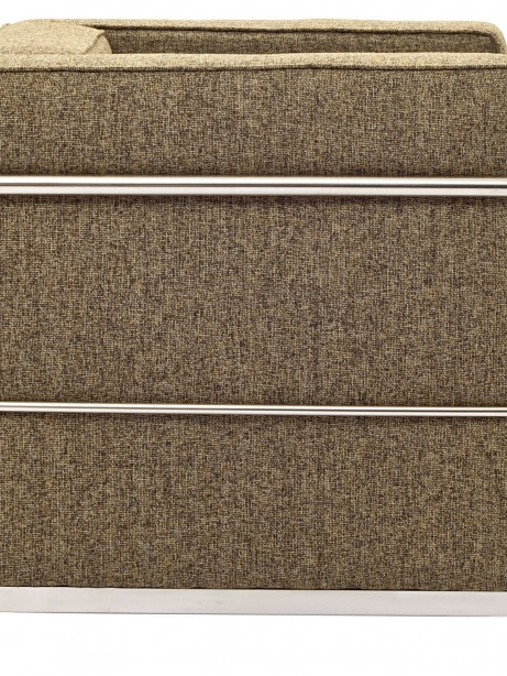 Simple Medium Wool Armchair Oatmeal 2 461x614