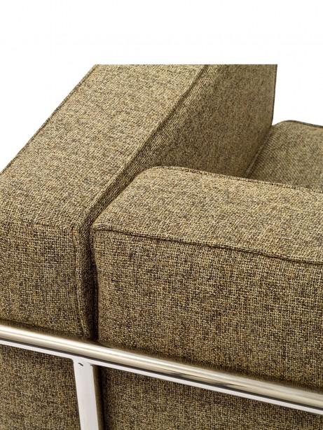 Simple Medium Wool Armchair Oatmeal 5 461x614