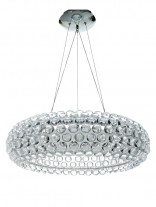 Large Cubic Chandelier 156x207