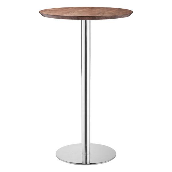 Walnut Wood Bar Table