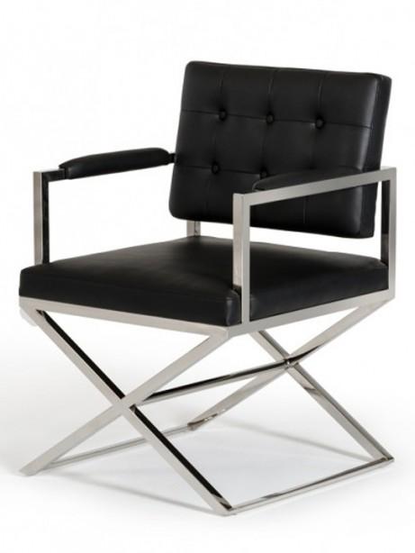 Black Glam Chair 461x614