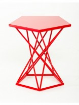 Demi Geometric Side Table 156x207
