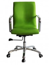 Green Profile Office Chair 156x207