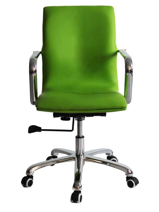 Green Profile Office Chair