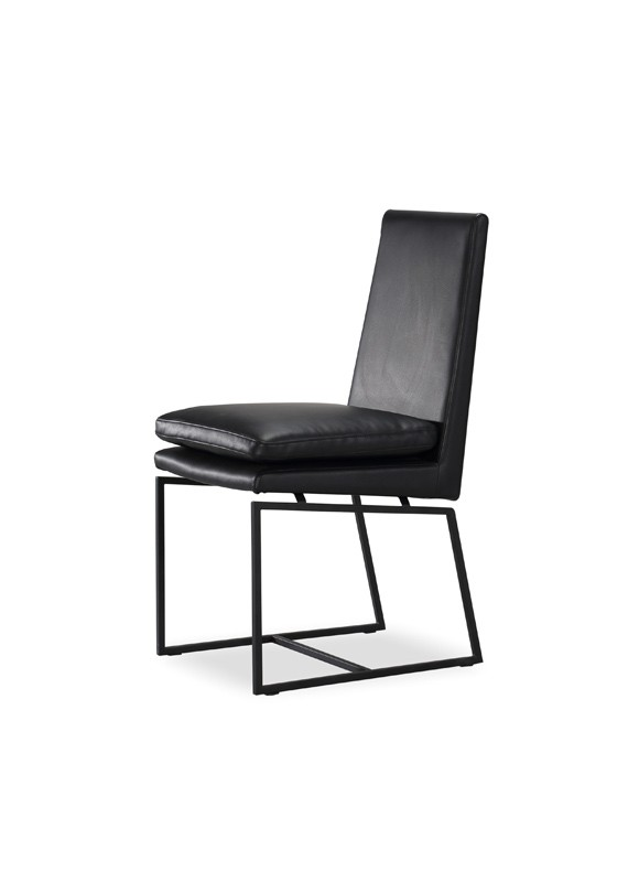 Motty Leather Chair