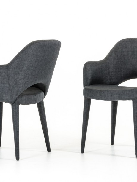 Porter Gray Wool Chair 2 461x614