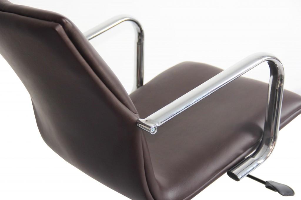 Profile Office Chair Dark Brown 2