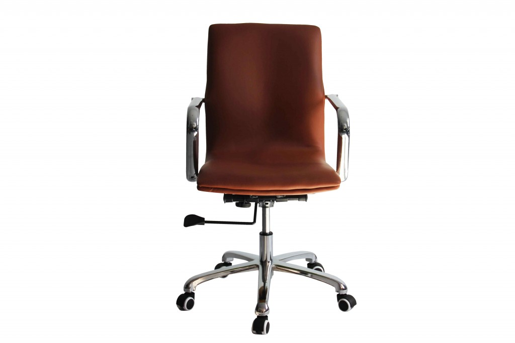 Profile Office Chair Light Brown 6