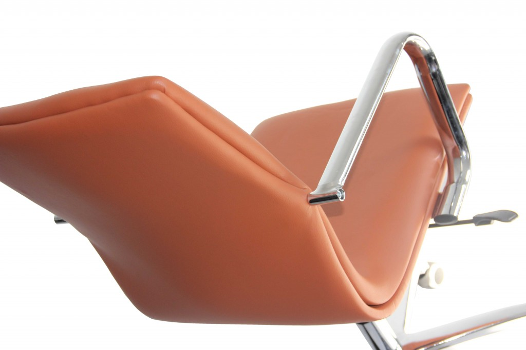 Profile Office Chair Light Brown