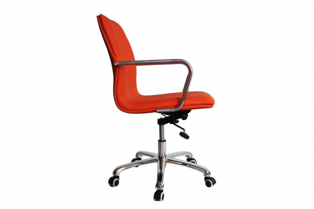 Profile Office Chair Orange 4
