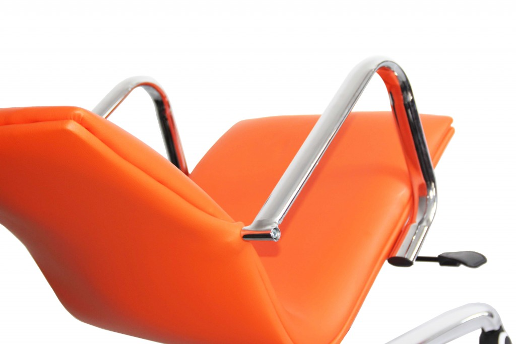 Profile Office Chair Orange