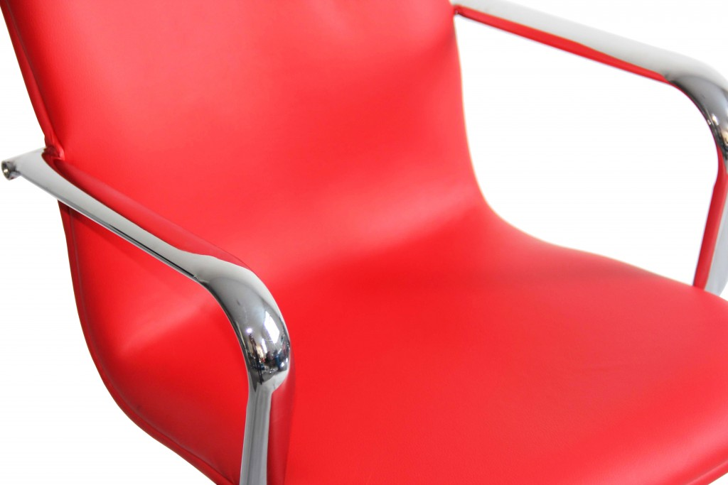 Profile Office Chair Red 2