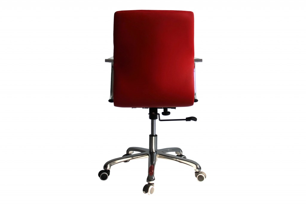 Profile Office Chair Red 4