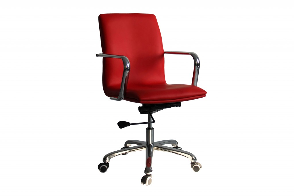 Profile Office Chair Red 6