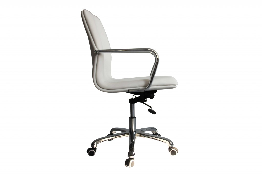 Profile Office Chair White 4