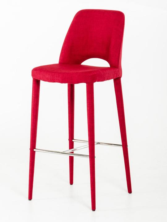 Red Porter Barstool