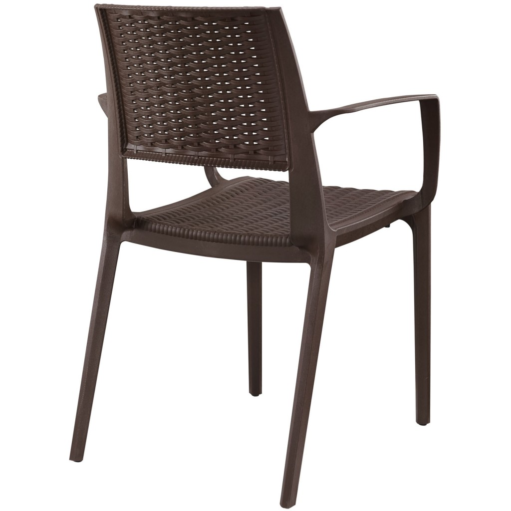 Tibi Armchair Brown