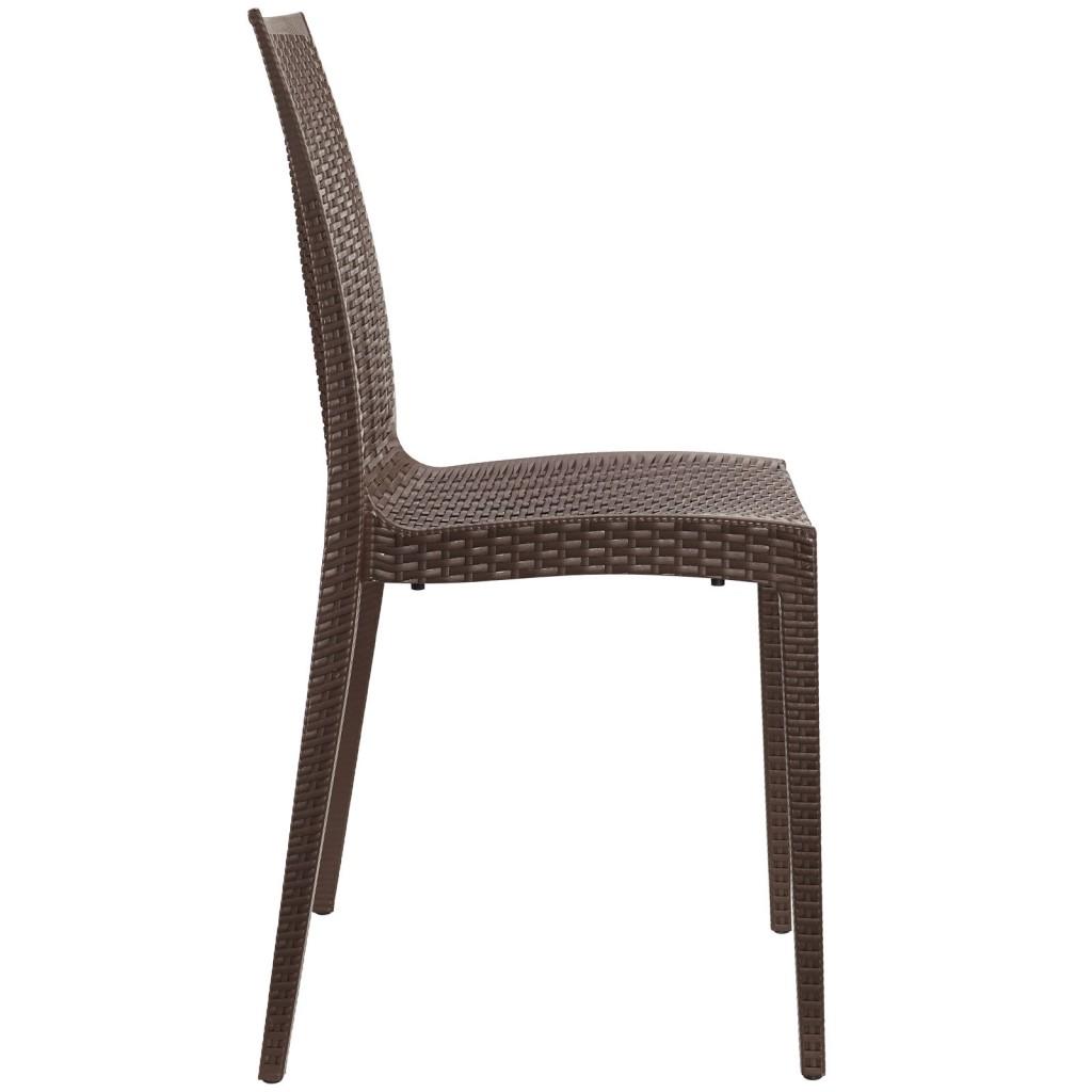 Tibi Chair Brown 2