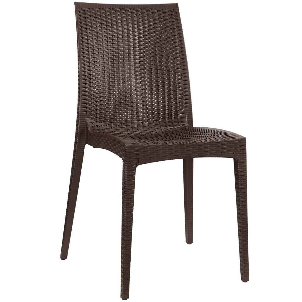 Tibi Chair Brown 3