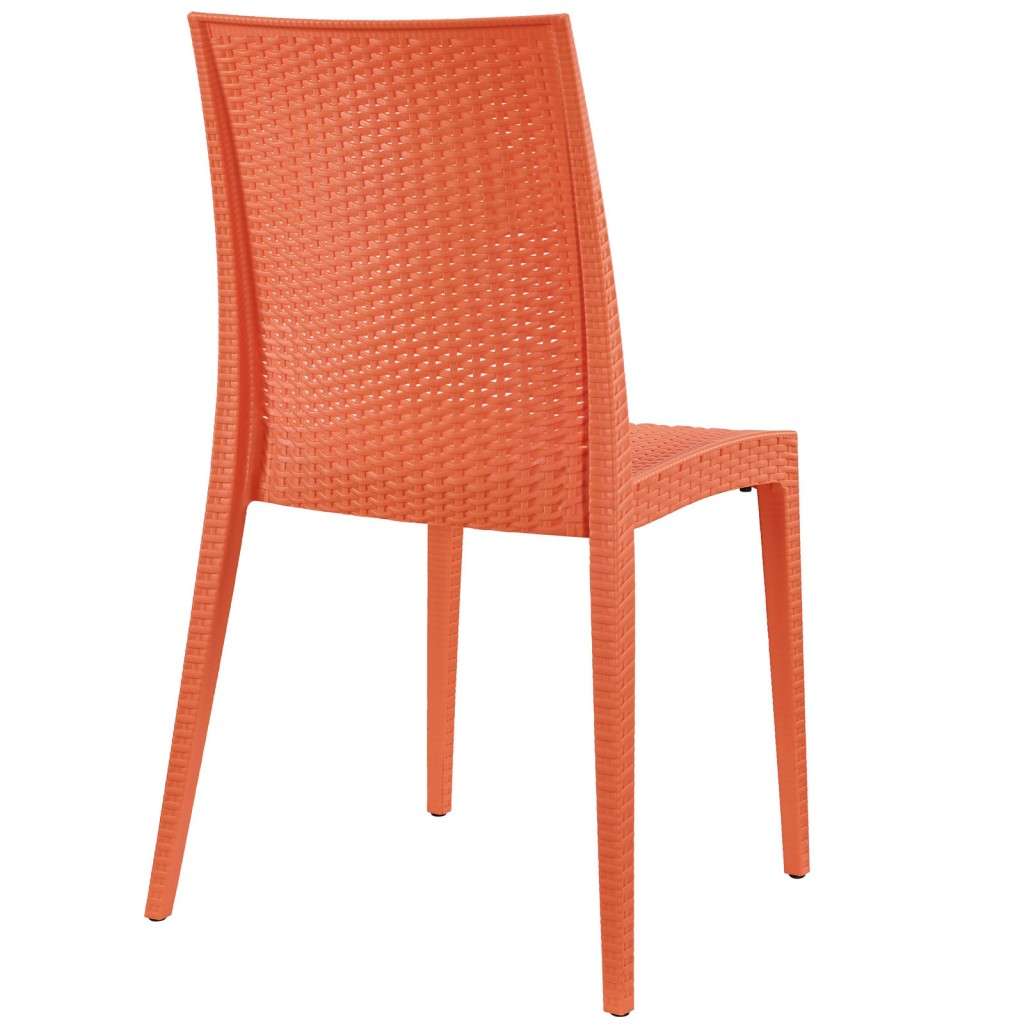 Tibi Chair Orange