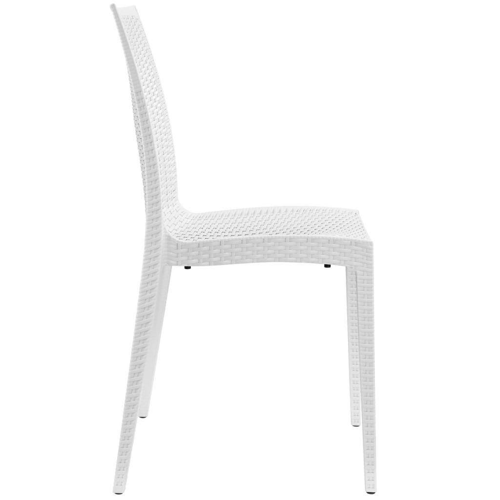 Tibi Chair White 2