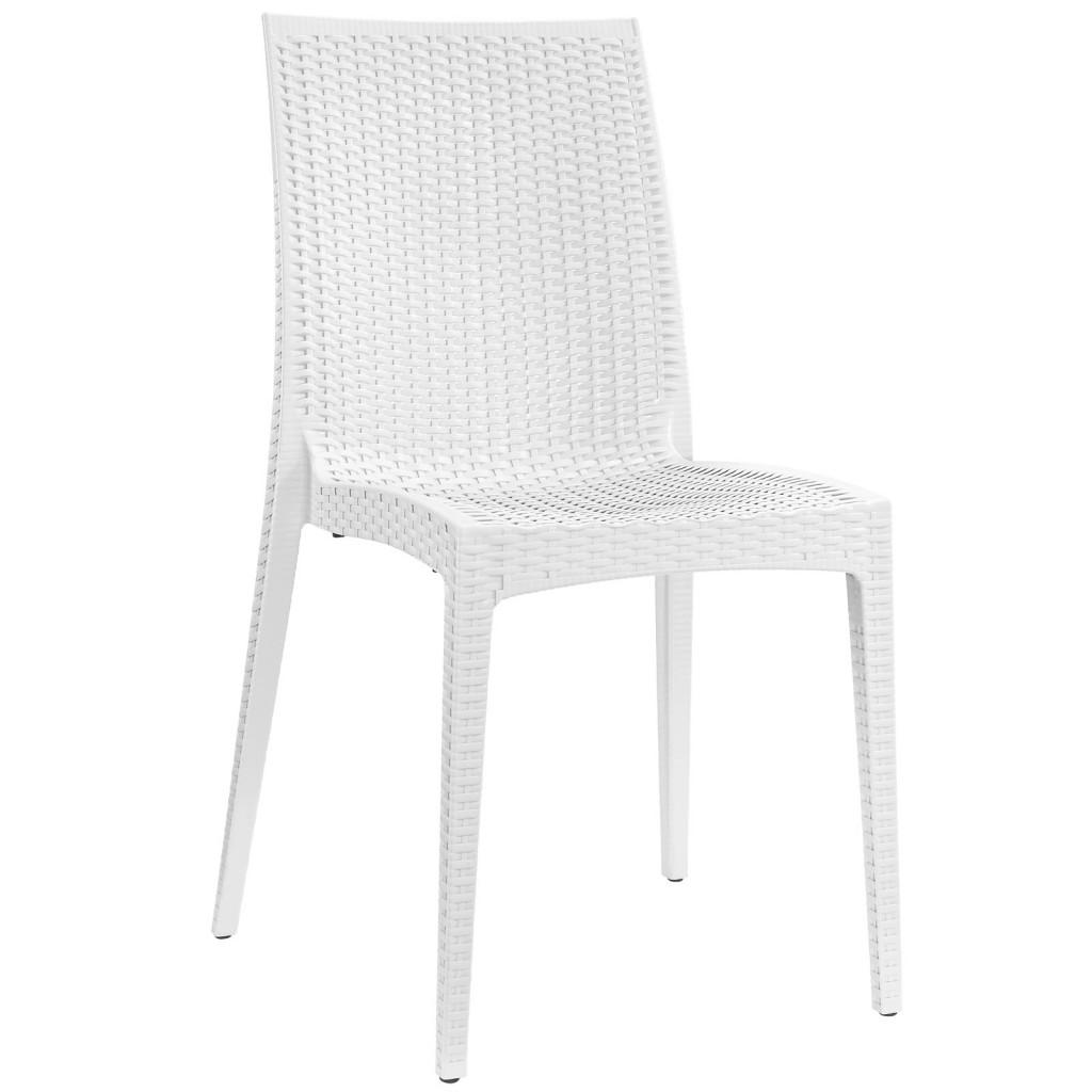 Tibi Chair White 3